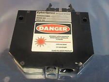 CyberOptics PRS-40 2.4mW Max Power & 750 nm Wavelength Class IIIB Laser Used