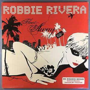 Robbie-Rivera-Float-Away-Volume-Two-Hit-Records-12HITR2X-Ex-Condition