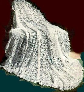 6227d24c7dc9 Baby s Lace Shawl Knitting Pattern Gorgeous