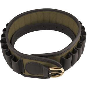bracelet cuir cartouche