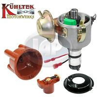 Vw 034 Vacuum Adv. Electronic Distributor Uses All Bosch Parts Bug From Radke