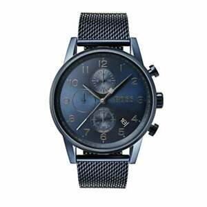 NEW-GENUINE-HUGO-BOSS-NAVIGATOR-GQ-EDITION-MENS-WATCH-1513538-RRP-299