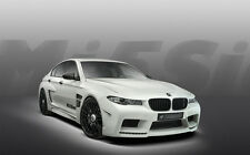 "HAMANN BMW M5 MISSION A4 CANVAS PRINT POSTER 11.7"" x 7.6"""