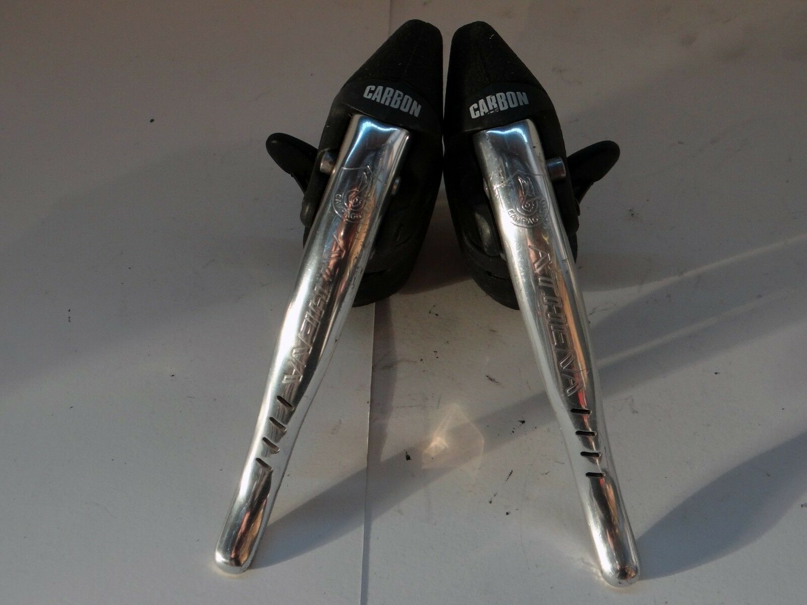 Ergopower brake shifters lever Campagnolo Athena 8 speeds 1996