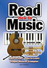 How to Read Music: Easy-To-Use, Easy-to-Learn; Simple Musical Examples by Alan Charlton, Alan Brown (Spiral bound, 2008)