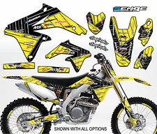 ALL YEARS RM 65 GRAPHICS KIT SUZUKI RM65 DECO DECALS STICKERS MOTOCROSS