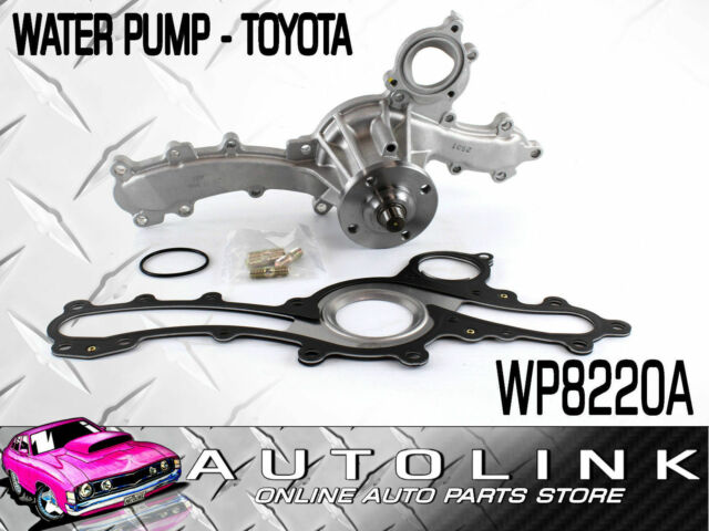 NPW WATER PUMP WP8220A FOR TOYOTA HILUX GGN15 4.0L V6 1GR-FE 2005 - 2015