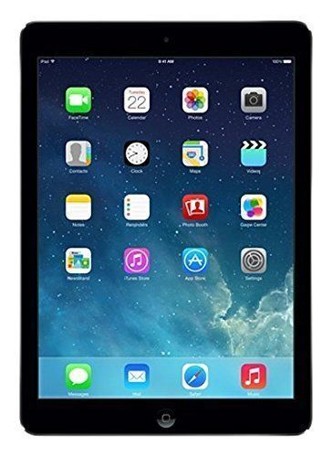 Silver  16-32-64-128GB A-B-C Apple iPad Air 1st Generation 9.7 in Tablet Gray