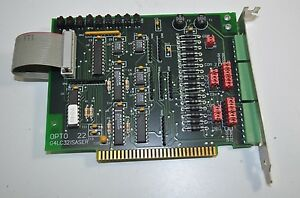 OPTO-22-G4LC32ISASER-Serial-Adapter-Controller-Board