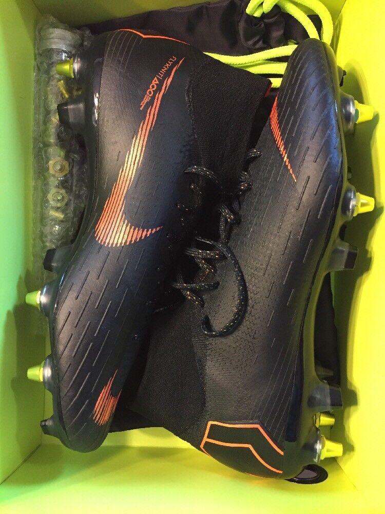 Mens Nike Superfly 6 Elite SGPRO AC Size 10.5 (AH7366 081) No Box Top