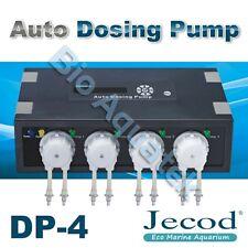 Jecod / Jebao 4 Channel Auto Master Dosing Pump DP-4 Marine Aquarium Doser