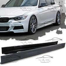 SIDE SKIRT ABS FOR BMW F30 F31 M-LOOK SERIES 3 2011 SPOILER BODY KIT