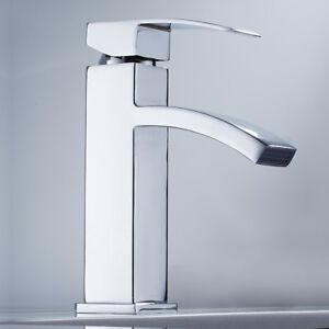 cascade robinet salle de bain mitigeur lavabo mono chrome bain ... 246a43c84a92