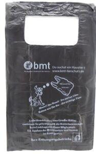 Gassibeutel-Probepackung-Hundekotbeutel-Hunde-Tueten-200-Stueck-Schwarz-Top-bmt-FA