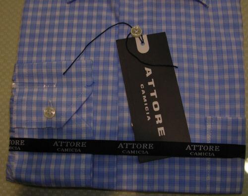Camicia classica uomo Attore manica lunga collo classico art 040