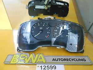 Tacho-Opel-Astra-G-YQ09131138-Nr-12599-E
