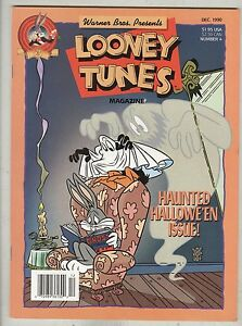 MINT 1989 DC Comics Looney Tunes Magazine #1