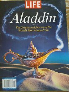 Life Magazine Aladdin Issue Volume 19, #14 May 24, 2019