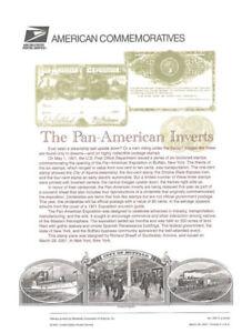 625-1c-80c-Pan-American-Inverts-3505-USPS-Commemorative-Stamp-Panel