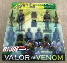 v1 2005 GI JOE COBRA garde impériale Valor vs Venom Action Figure Complete C9