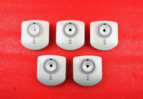 SOLD AS IS* LOT OF 5 ADT PULSE RC8021W-ADT WIRELESS REPLACEMENT CAMERA ONLY