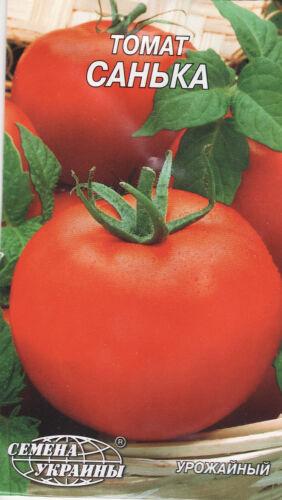 Tomato Vegetable seeds Sanka from Ukraine average ultra early