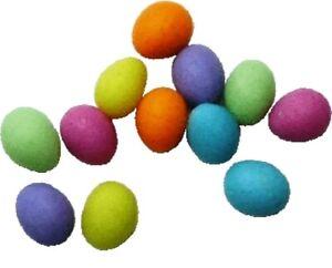Dollhouse-Miniature-One-Dozen-Easter-Eggs-1-12-Scale