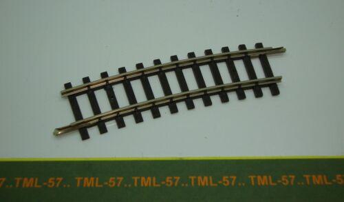 R1 Rayon 381 mm Voie HORNBY ACHO Rail Courbe 1//2 Lot de 3 Ref 7610-15°