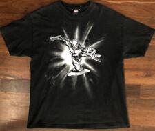 Vintage Mad Engine Marvel Comics Dr DOOM N GLOOM Evil T-Shirt Medium Black NEW