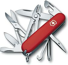 Victorinox Swiss Army Knife 53481 Deluxe Tinker Red Made in Switzerland NEW