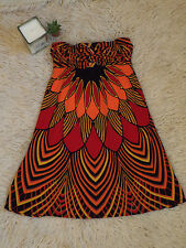 Nicole Miller Women's Dress, Size Medium, Strapless