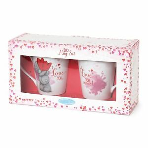 c038987d360 Details about Me to You Tatty Teddy Couples Mug Gift Set