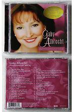 GABY ALBRECHT Sehnsuchtsmelodie / The Best Of - 38 Titel .. Ariola DO-CD TOP TOP