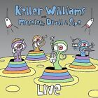 Live by Keller Williams (CD, 2008, 2 Discs, SCI Fidelity Records)