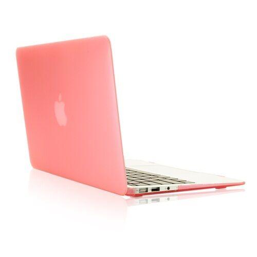 """NUOVI ARRIVI rosa gommato Custodia Rigida per MacBook Air 11/"""" A1370 e A1465"""