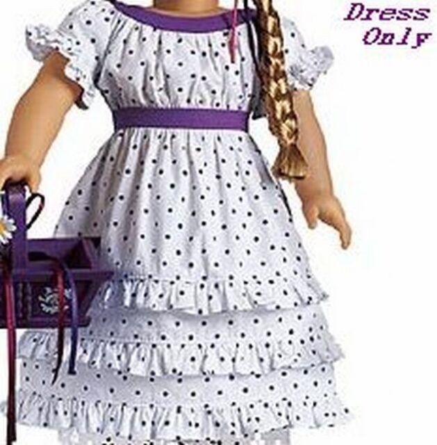 "American Girl Doll 18/"" Kirsten Retired Robe Housecoat ONLY"