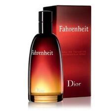 FAHRENHEIT 100ML EDT SPRAY FOR MEN BY CHRISTIAN DIOR