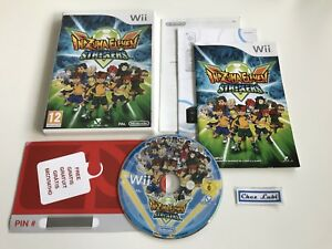 Inazuma-Eleven-Strikers-Nintendo-Wii-PAL-FR-Avec-Notice