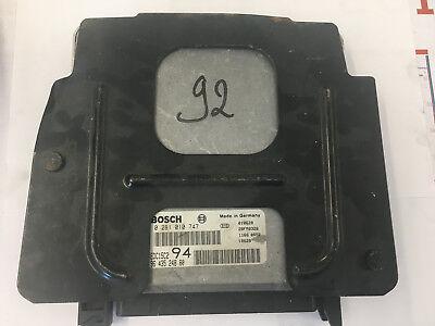 Vauxhall Voiture Corps De Bord Avant Console attache métal cage noir clip