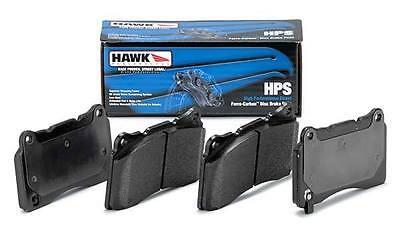 1997-2013 CHEVROLET CHEVY CORVETTE C5 C6 HP PLUS FRONT REAR BRAKE PADS HAWK HP