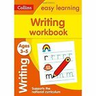 Collins Easy Learning Preschool - Writing Workbook Ages 3-5: New Edition by Collins Easy Learning (Paperback, 2015)