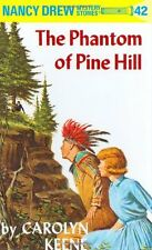 Nancy Drew: The Phantom of Pine Hill 42 by Carolyn Keene (1964, Hardcover)