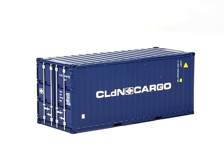 WSI 04-1138 - 20 FT SHIPPING CONTAINER - CLDN CARGO - PREMIUM LINE 1 50  NEW
