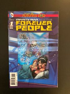 Future-Man-and-the-Forever-People-1-Gem-Mint-Uncirculated-DC-Comic-QL57-70