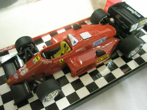 Ferrari 156.85 1985 - - - R.Arnoux n.28 4a3ddb