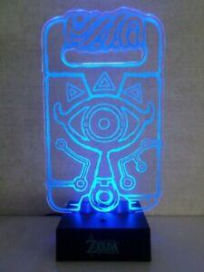 Zelda The Legend Of Zelda Breath Of The Wild Sheikah Slate Light als nieuw.