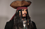 thumbnail 3 - Life Size Jack Sparrow BUST Statue Johnny Depp Prop Pirates Movie Style 1:1