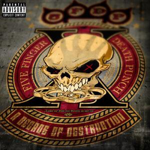 Five-Finger-Death-Pu-A-Decade-Of-Destruction-New-CD-Explicit-Explicit