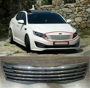Kspeed fits kia 2011 2013 optima k5 radiator tuning grille image is loading kspeed fits kia 2011 2013 optima k5 radiator sciox Images