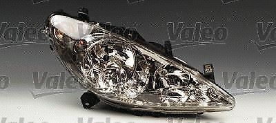 Peugeot 307 O/S DRIVE Headlight lamp head Light Lamp NEW GENUINE VALEO 088039